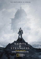 Poster de Saints & Strangers (TV)