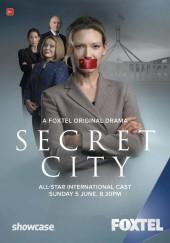 Poster de Secret City