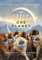 Poster de Siete mundos un planeta