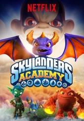 Poster de Skylanders Academy