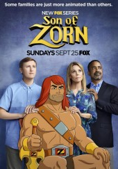 Poster de Son of Zorn