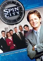 Poster de Spin City