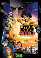 Poster de Star Wars Rebels