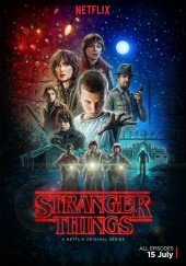 Poster de Stranger Things
