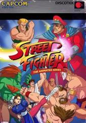 Poster de Street Fighter
