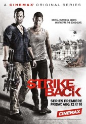 Poster de Strike Back: Project Dawn