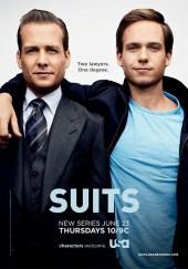 Poster de Suits (La clave del éxito)