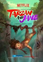 Poster de Tarzan y Jane