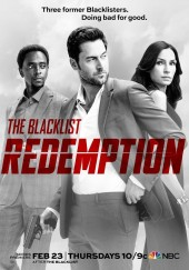 Poster de The Blacklist: Redemption