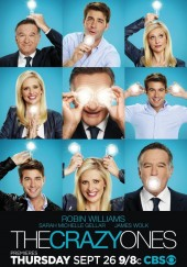 Poster de The Crazy Ones