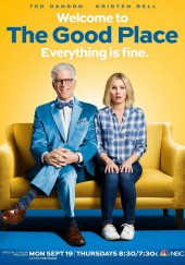 Poster de The Good Place