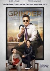 Poster de The Grinder