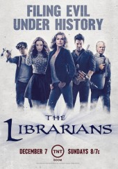 Poster de The Librarians
