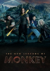 Poster de The New Legends of Monkey