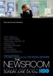 Poster de The Newsroom