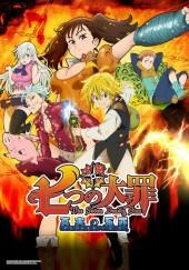 Poster de Nanatsu no Taizai