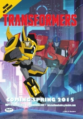 Poster de Transformers: Robots in Disguise