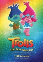Poster de Trolls No pierdas el ritmo