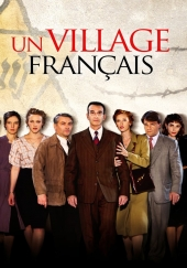 Poster de Una aldea francesa