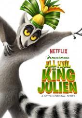 Poster de Viva el rey Julien