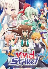 Poster de ViVid Strike!
