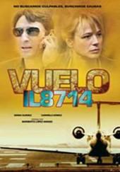 Poster de Vuelo IL8714 (TV)