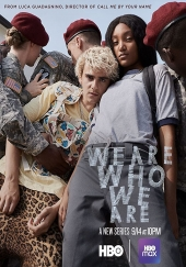 Poster de We Are Who We Are