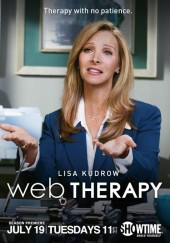 Poster de Web Therapy USA