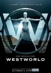 Poster de Westworld (Almas de metal)