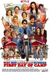 Poster de Wet Hot American Summer: First Day of Camp