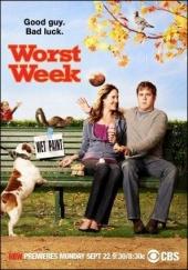 Poster de Worst Week