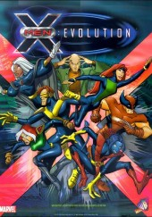 Poster de X-Men: Evolution