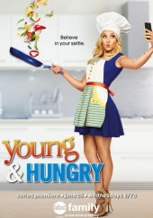 Poster de Young & Hungry