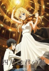 Poster de Your Lie in April