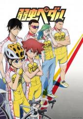 Poster de Yowamushi Pedal