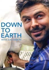 Poster de Zac Efron Con los pies en la tierra