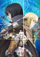 Poster de Zero kara Hajimeru Mahou no Sho